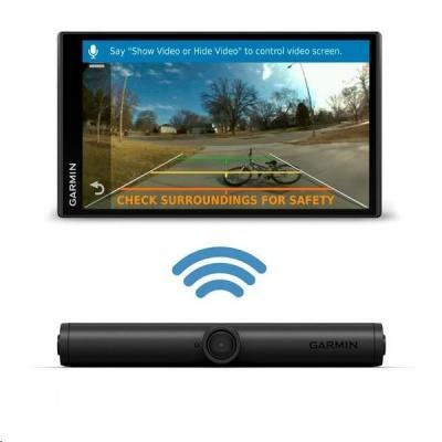 Garmin GPS navigace Camper 780T-D Europe45 Bundle (+ BC 40)