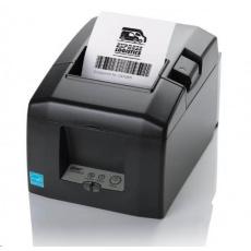 Star Micronics tlačiareň TSP654IIU čierna, USB, rezačka - bez zdroja