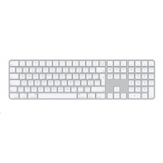 APPLE Magic Keyboard with Touch ID and Numeric Keypad for Mac computers with Apple silicon - Czech