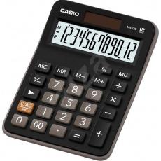 CASIO kalkulačka MX 12 B BK, Stolní kalkulátor