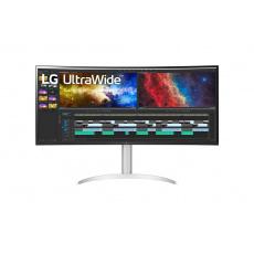 """LG MT IPS LCD LED 37,5"""" 38WP85C - IPS panel, 3840x1600, 2xHDMI, DP, USB-C, repro, nast vyska, zakriven"""