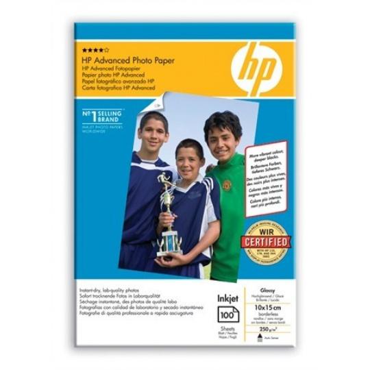 HP Prof Biz Gls 180g A4 150sh FSC Paper