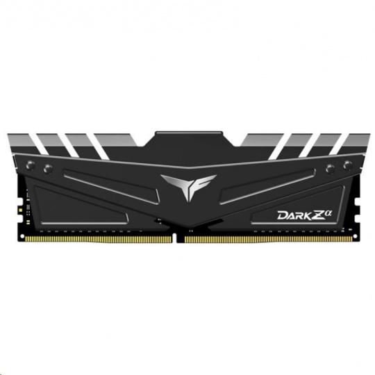 DIMM DDR4 16GB 3600MHz, CL18, (KIT 2x8GB), T-FORCE DARK Z alpha (for AMD)
