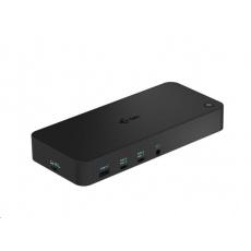 iTec USB 3.0 / USB-C / Thunderbolt, 3x 4K Docking Station + Power Delivery 70W