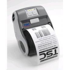"""TSC Alpha-3R WLAN 3""""mobilná termálna tlačiareň USB / WiFi, 203 dpi, 4 ips"""