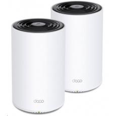 TP-Link Deco X68(2-pack) [Meshový Wi-Fi 6 systém pro chytré domácnosti se standardem AX3600]