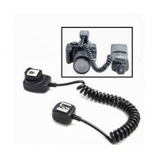 Canon OC-E3 flash off-camera shoe cord