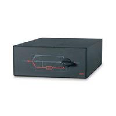 APC Service Bypass Panel- 200/208/240V,100A,MBB,Hardwire input/output