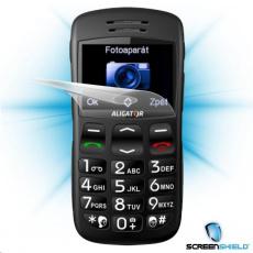 Screenshield fólie na displej pro Aligator A600 Senior