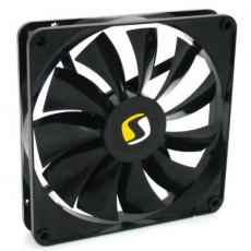 SilentiumPC přídavný ventilátor Mistral 140/ 140mm fan/ ultratichý 18,7 dBA