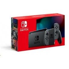 Nintendo Switch console grey Joy-Con