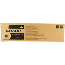Sharp toner čierny (20.000 kópií) BP-30C25