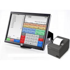 """oLYNX Pokladničný systém 15"""" z registračnou tlačiarňou bez fiškálneho modulu W10 HOME"""