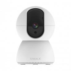 Umax U-Smart Camera C3 - 1080P kamera s horizontálním i vertikálním otáčením, s detekcí pohybu a nočním viděním
