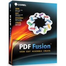 Corel PDF Fusion 1 Lic ML (11-25) ESD