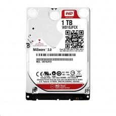 "WD RED NAS WD10JFCX 1TB SATAIII/600,InteliPower, 2.5"", 9.5mm"