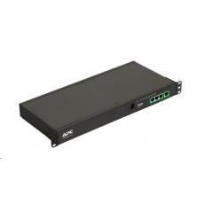 APC Easy PDU, Switched, 1U, 16A, 230V, (8)C13, IEC C20 (2.5m)