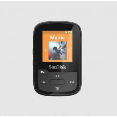 SanDisk Clip Sport Plus MP3 Player 32GB, Black