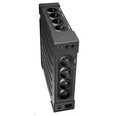 Eaton Ellipse ECO 1600 USB FR, UPS 1600VA / 1000W, 8 zásuviek (4 zálohované), slovenské zásuvky